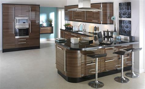 scavolini modern kitchen dark wood glossy white lacquer apollo walnut gloss cambridge kitchen doors
