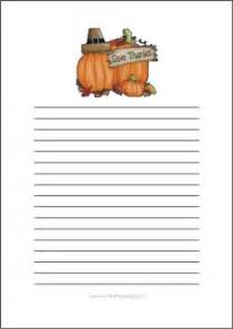 thanksgiving paper template give thanks stationery free printable