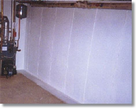 basement waterproofing contractors use hydro seal 75 to