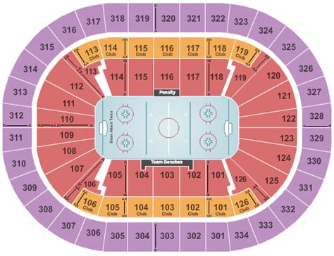Scottrade Center Box Office Hours by Tso Tickets Scottrade Center Seating Chart Hockey