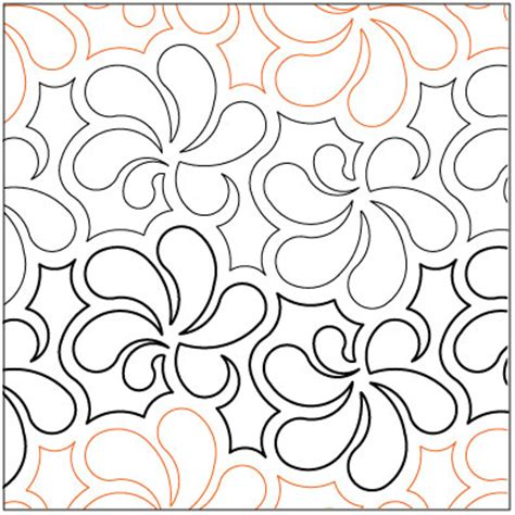 What Is A Pantograph In Quilting by Paper Pantograph Quilting Patterns Quilt Pattern