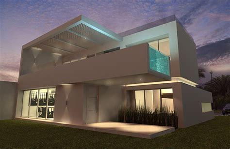 Modern Home Design Floor Plans by If It S Hip It S Here Archives Modern Beach House In