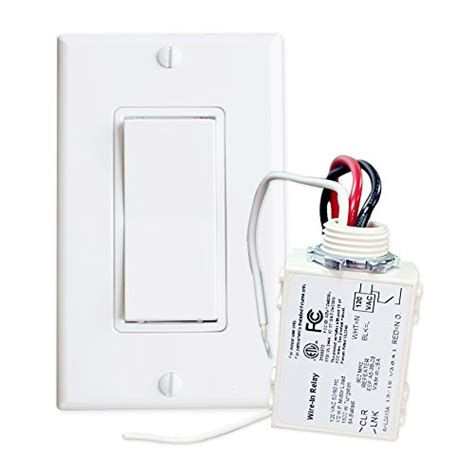 wireless door light switch simple wireless switch kit move or add a light switch in