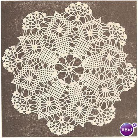 spider web pattern crochet crochet doily pattern spider web on ebid united kingdom