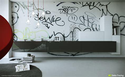home graffiti 54 kitchen graffiti interior design ideas