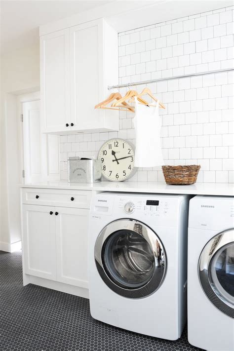 white laundry room beautiful concealed laundry and 28 50 beautiful and functional laundry room ideas homelovr