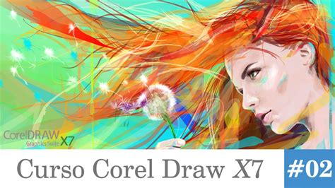 corel draw x7 jpg curso corel draw x7 telas de boas vindas cap 02 youtube