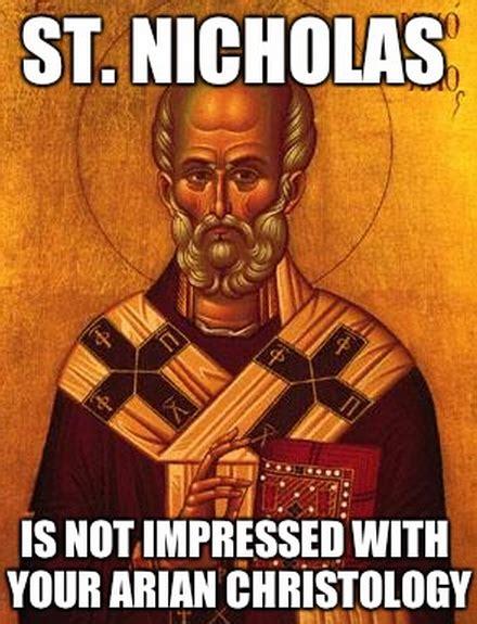 St Nicholas Meme - st nick archives catholic memes