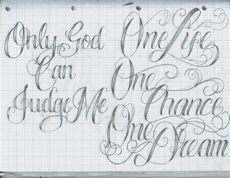 font design tattoo baroque evil fonts design