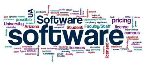 picture design software software licensing software licensing for ua faculty