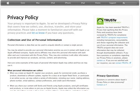 privacy policy template for apps will out why authenticity is the key to growing