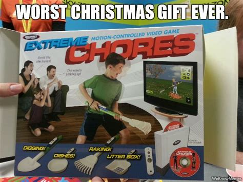 worst christmas gift  memes pinterest discover  ideas  christmas gifts humor