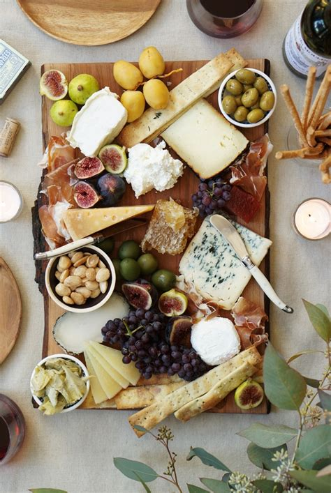 build  ultimate cheese board  everygirl