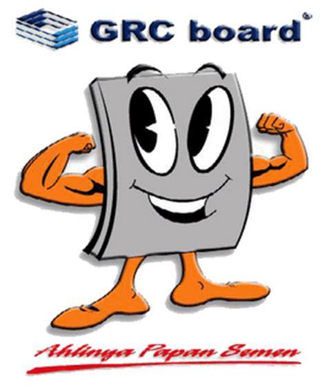 Grc Board Deco Panel 6mm plapon grc board pemasangan gypsum sistem rangka gypsum
