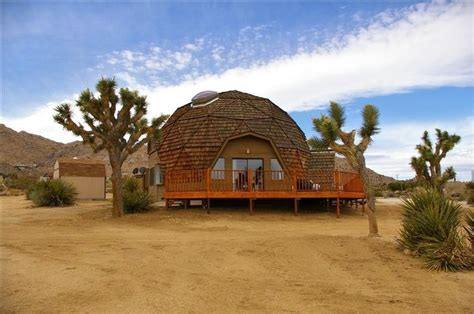 geodesic dome home geodesic dome house vacation rental in joshua tree from