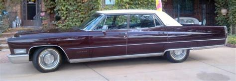 1968 cadillac fleetwood brougham for sale 1968 cadillac fleetwood brougham
