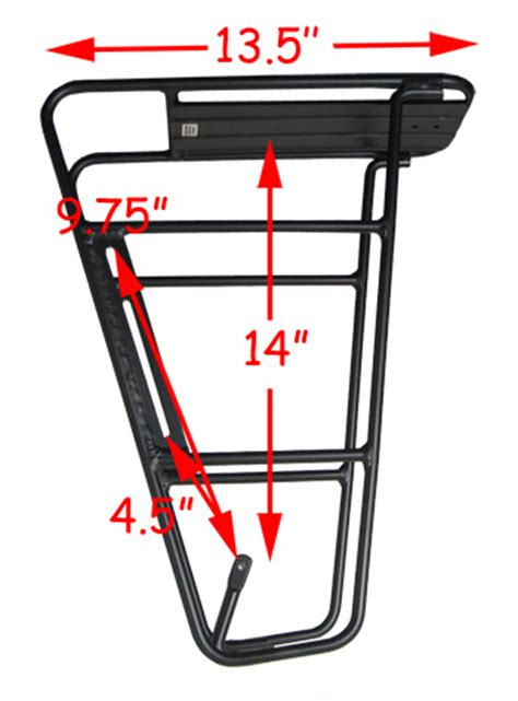 Jandd Front Rack by Front Rack 2nd