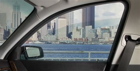 Interior Window Tint by Window Tinting In Connecticut
