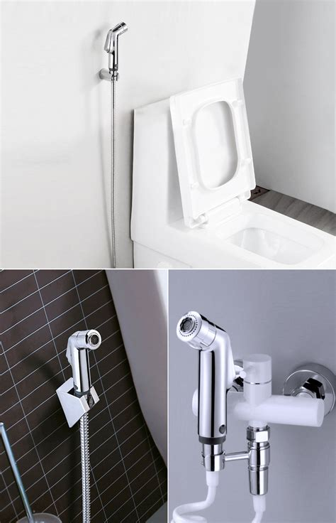 bidet shower kcasa modes pressurize bidet shower toilet seat
