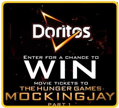 Doritos Sweepstakes - saturday night sweeps 10 25 14 enter for a chance to win ftm