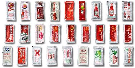 Condiment Packet Gallery by The Condiment Packet Museum