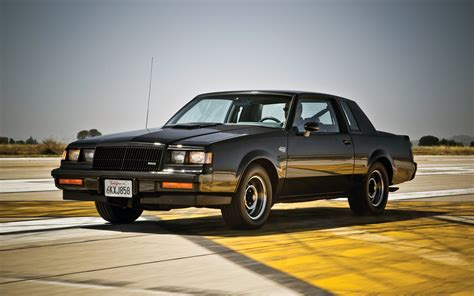 1987 buick regal grand national 1987 buick regal grand national front three quarters in