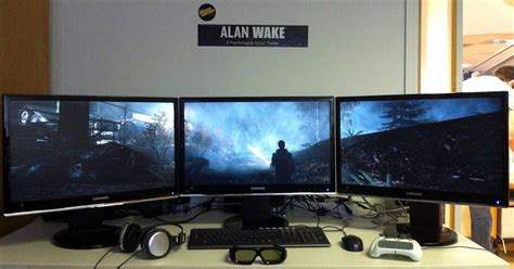 Pc Gaming 3 Monitor alan pc 3d vision is supported geforce forums