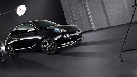 vauxhall black the limited vauxhall adam for iphone users