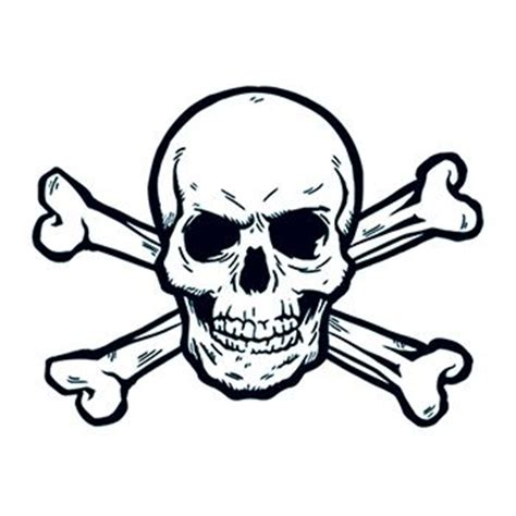 skull and bones tattoo designs skull and crossbones images
