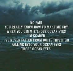 billie eilish quotes lyrics ocean eyes billie eilish lyrics pinterest