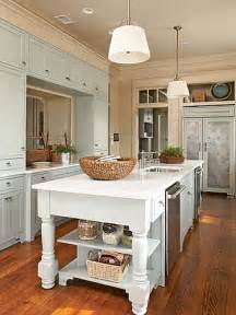 Cottage Style Kitchen Island by Cottage Kitchen Inspiration The Inspired Room