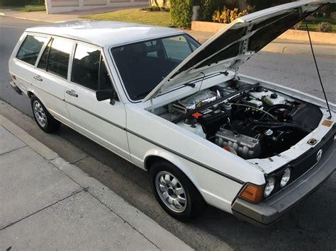 volkswagen diesel clean diesel 1980 volkswagen dasher diesel wagon