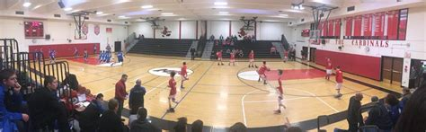 section 4 hoops section 4 hoops newark valley cardinals
