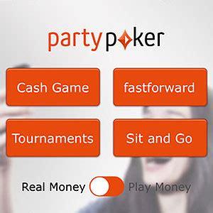 Poker App Win Real Money - party poker releases mobile app for windows phone