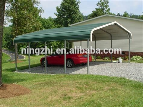 Outdoor Metal Shelters by Steel Frame Canopy Carport Outdoor Metal Car Shelter Buy