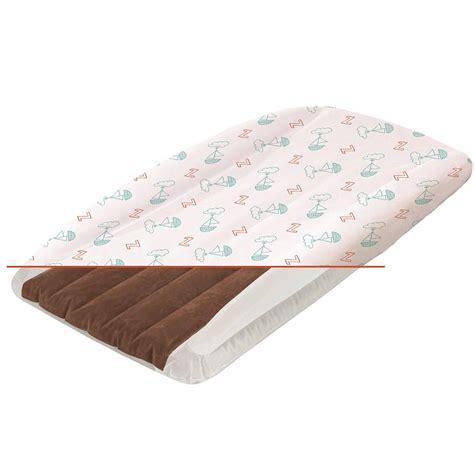 travel futon mattress the shrunkstravel bed inflatable mattress toddler