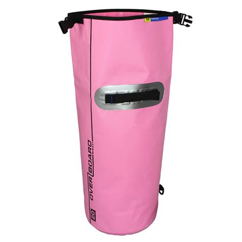 Sale O7 Cover Bag Consina 20l Seal overboard waterproof bag 20 ltr pink coast water sports