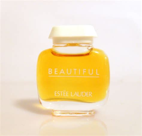 Beautiful A New Version Of The 1980s Perfume by Vintage Mini Perfume 1980s Beautiful By Estee Lauder 0 12