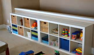 playroom shelving units playroom tour with lots of diy ideas color made happy