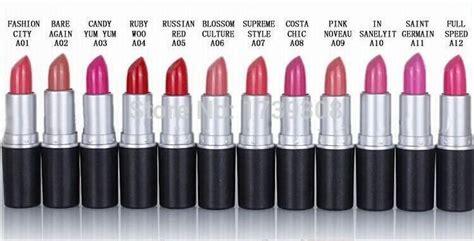 mac lipstick colors names search makeup