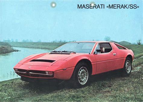 maserati brochure maserati 7x brochures 1980 2008 catawiki