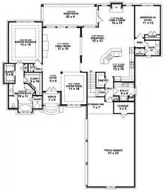 Story And Half House Plans half story 3 bedroom 4 bath french style house plan house plans