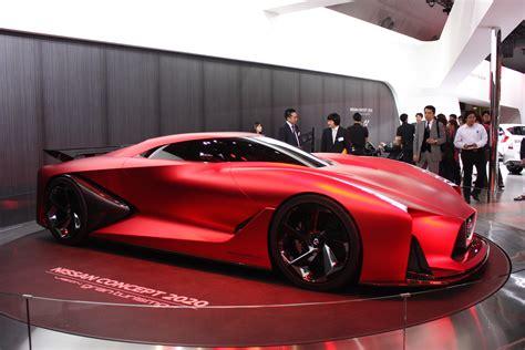 Nissan 2020 Gran Turismo by 2017 Nissan 2020 Vision Gran Turismo Concept Car Photos