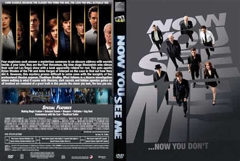 Dvd My Date With A Vire 1 now you see me dvd custom covers now you see me dvd dvd covers