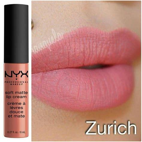 Lipstik Nyx Zurich nyx makeup soft matte lip zurich poshmark