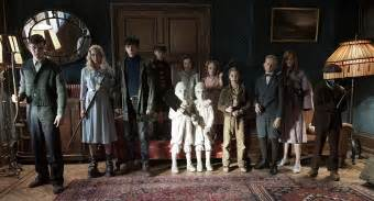 miss peregrine s home for peculiar children own it on