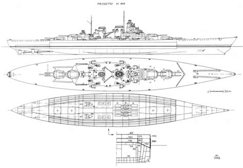 Naval Sw the elusive h series of german battleships age of armour