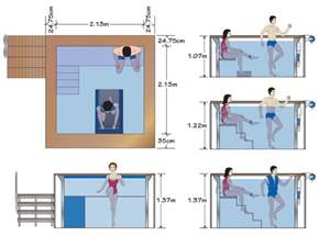 size of pool hydrotherapy pool dimensions google search outstanding