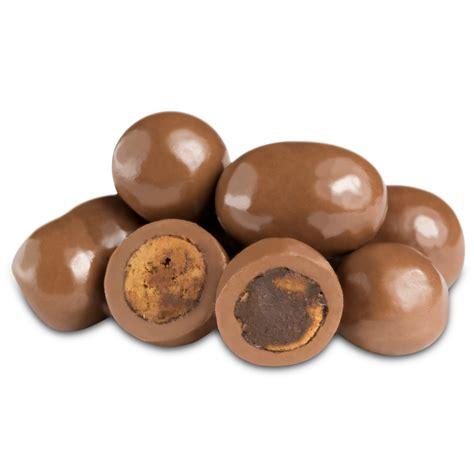 Milk Chocolate Cappuccino Biscotti Bites   All Chocolate   Chocolate   Albanese Candy