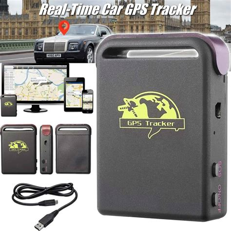 mini spy vehicle gsm gprs gps car tracker vehicle tracking